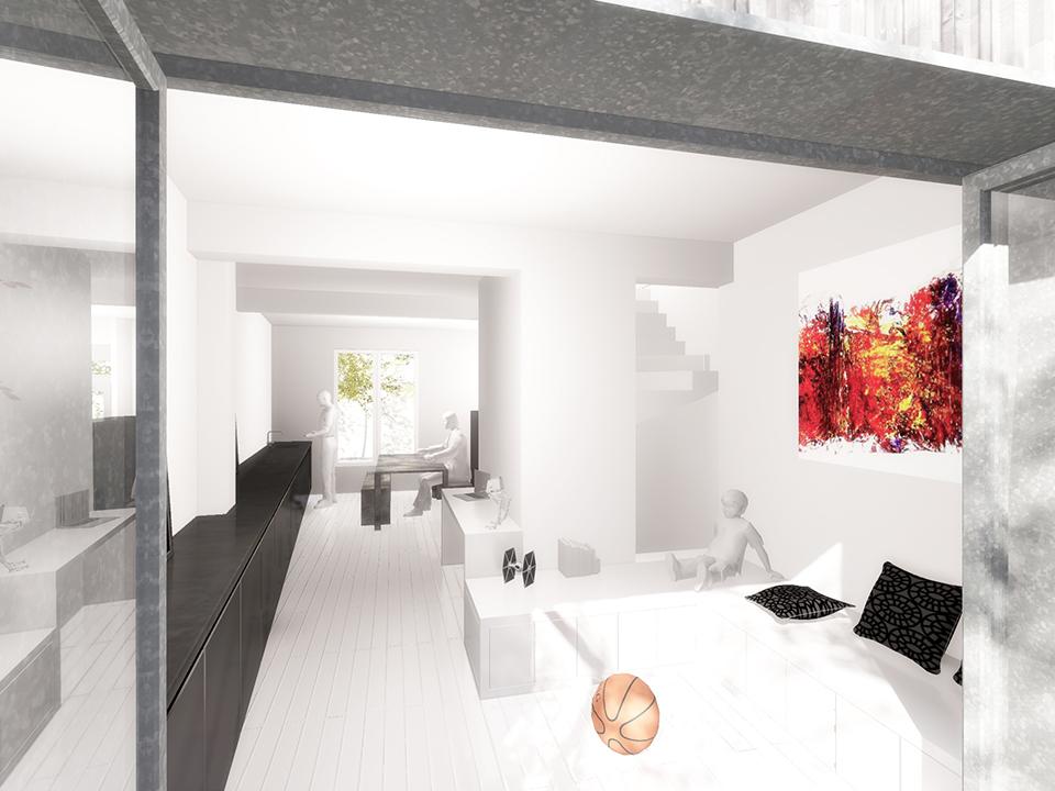 bardage bois interieur maison pierre interieur maison se rapportant parement bois mural. Black Bedroom Furniture Sets. Home Design Ideas